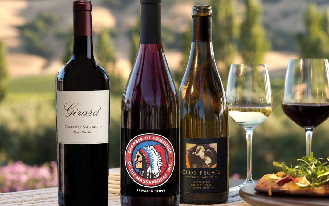 Virtual Wine Tasting Event