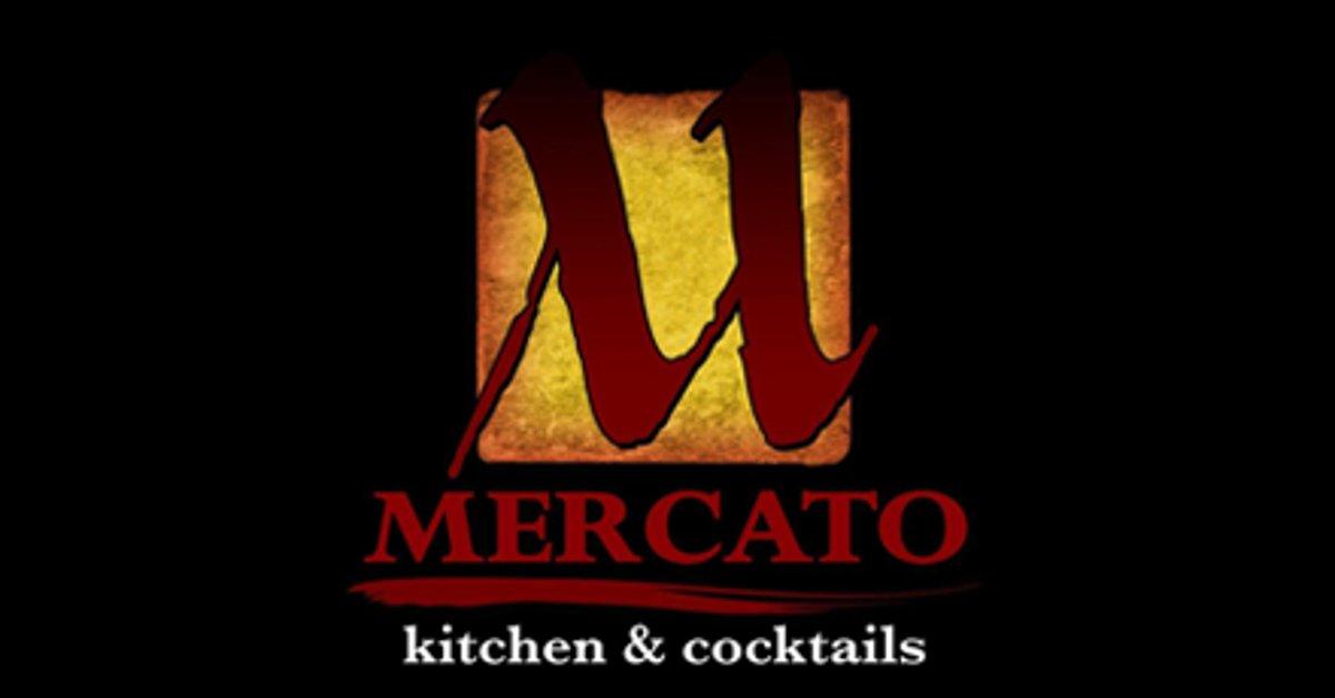 October General Meeting Luncheon @ Mercato Kitchen & Cocktails